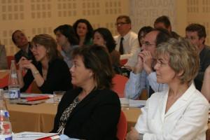2006 Jornada per a professionals dels centres de Caixa Catalunya al Hotel Ciutat d'Igualada