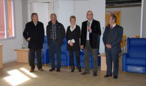 Inauguració Centre de dia Mar i Cel  - Piera