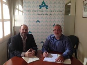 Ferrer i Boquete - Contracte SAD