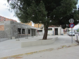 Placeta Centre de Dia Montserrat