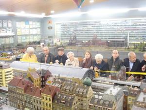 Visita al museu Railhome