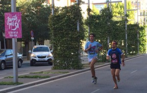 Alzheimer Race 2015 Corredors Sprint final