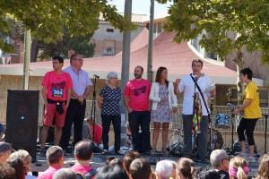 Alzheimer Race 2015 Entrega de premis ok