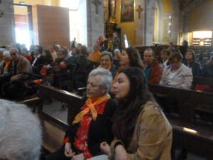 2016_05_24 Els avis del CSSI visiten la Basílica de Sta Maria