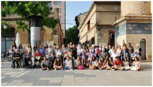 Foto de grup Acompanya un Avi 2016